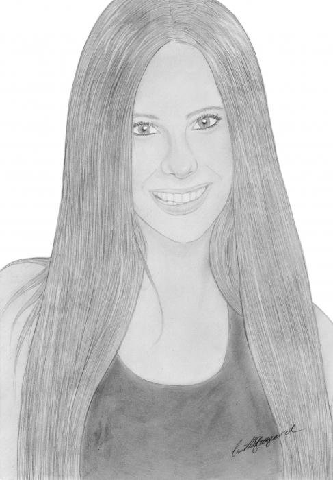 Avril Lavigne par CamillaStougaard